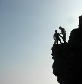 Coasteering Jump