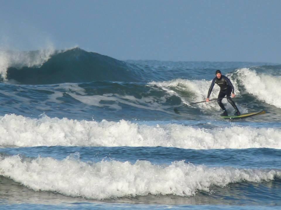 SUP Surf Bude